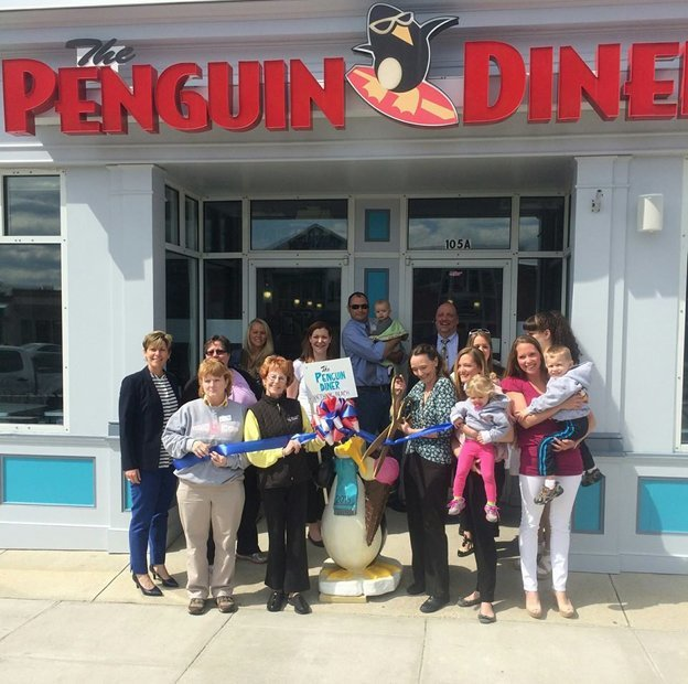 Penguin Diner Celebrates A Brand New Look