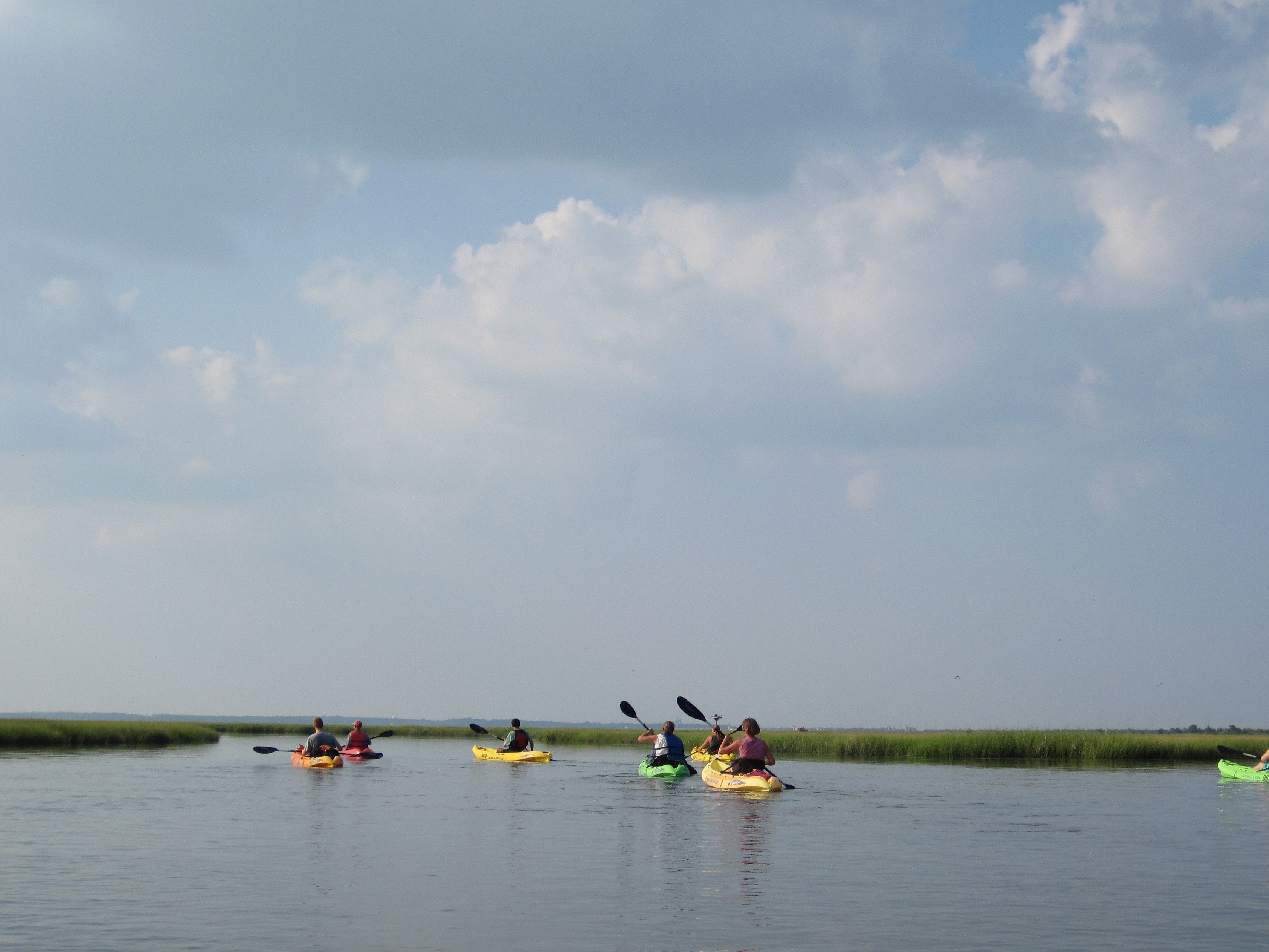 Delaware Seas State Park Continues 50th Anniversary Celebrations With Paddlefest Dewey Beach De The Staff Of Are