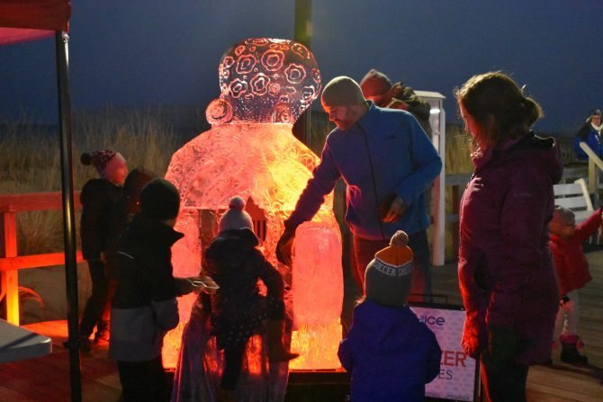 Fire & Ice Festival | Octopus Throne