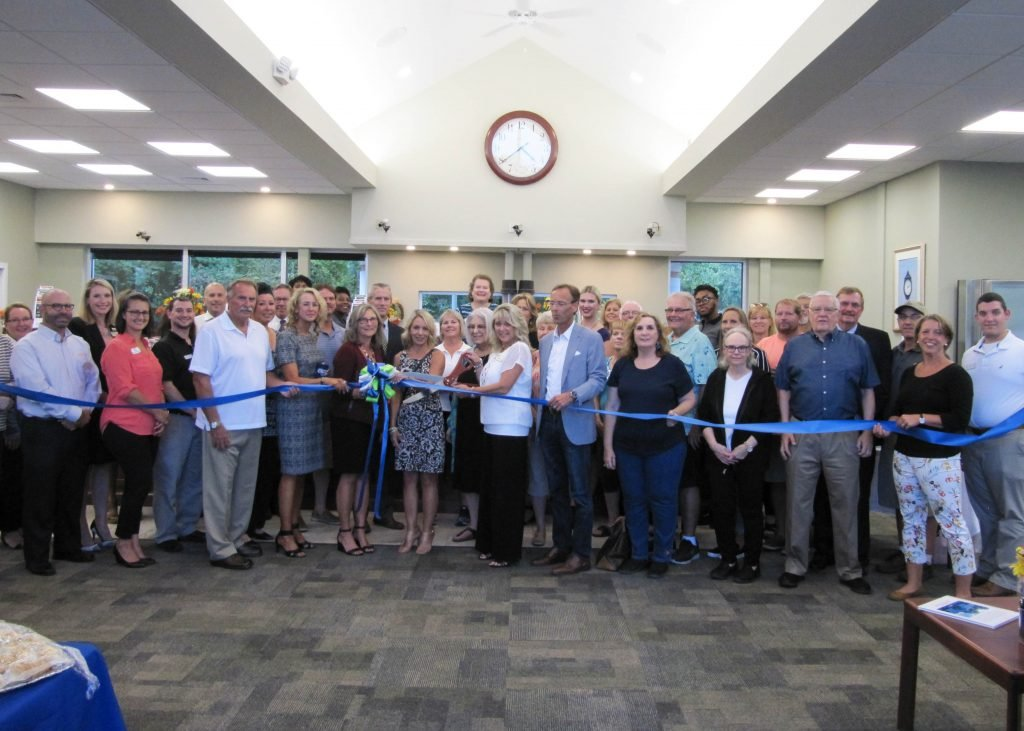 Countybank Ribboncutting