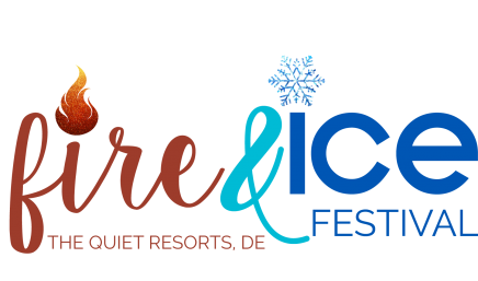 Delaware's Quiet Resorts present a unique winter beach experience with third annual Fire & Ice Festival