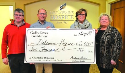 The Gallo Gives Foundation Awards Community Donations
