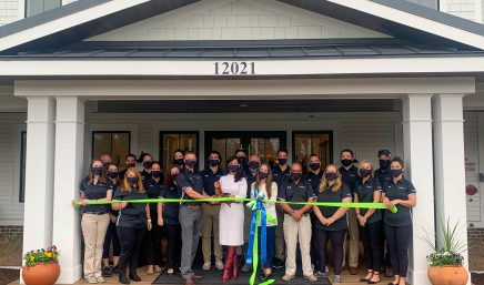 Bayside Clubhouse Ribbon Cutting 2